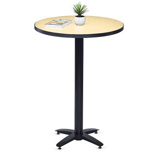 """Loft Bar Height Table - 30""""DIA, 44674"""