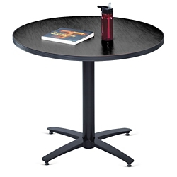 "Loft Standard Height Table - 36""DIA, 44678"