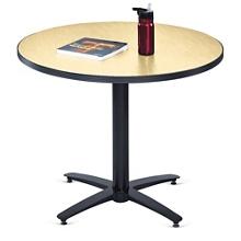"Loft Standard Height Table - 42""DIA, 44679"