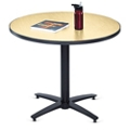"Loft Standard Height Table - 42""DIA, 44679"