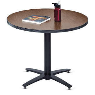 "Loft Standard Height Table - 30""DIA, 44677"