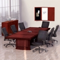 Transitional 12' Conference Room Set, 45042