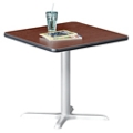 "Frappe Standard Height Square Table - 30""W, 46005"