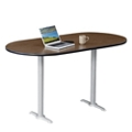 "Frappe Bar Height Table with Power - 72""W , 46020"