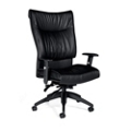 High Back Leather Executive Chair, 56875