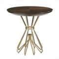 "Round Lamp Table - 30""DIA, 53059"