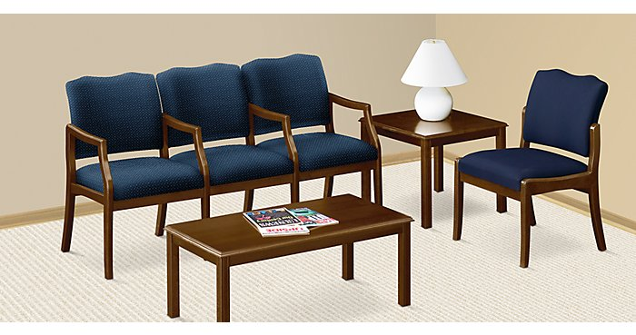 Healthcare Settings and Wooden Furniture | NBF Blog