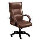 High-Back Executive Leather Chair, CD01773