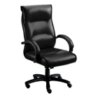 High-Back Executive Leather Chair, 50487