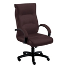 High-Back Executive Leather Chair, 50487S