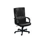 High Back Leather Executive Chair, 50488