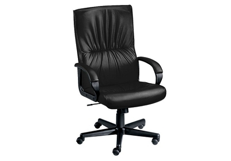 High Back Leather Executive Chair, 50729