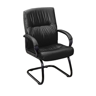 Leather Guest Chair, 50490