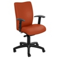 High Back Chair with Adjustable Arms, 50501