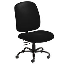 Big and Tall High Back Task Chair with 400lb Weight Capacity, 50506