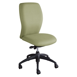 High Back Armless Chair, 50565