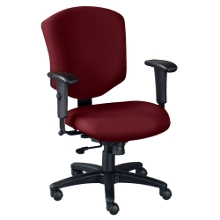 Mid-Back Fabric Chair (Fully Assembled), 50616