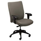Ranger High-Back Executive Vinyl Chair, 50715