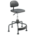 Economy Polyurethane Industrial Chair, 57109