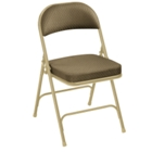 Heavy Duty Folding Chair with Extra Plush Seat, 51209