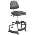 Deluxe Polyurethane Industrial Chair, 57110