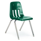 "Classic Stack Chair 16""H, CD05895"
