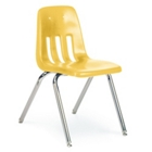"Classic Stack Chair 12"" Pre-K to K, CD05894"