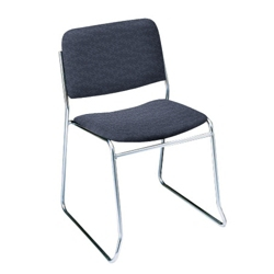 Armless Sled Base Stack Chair, 51264