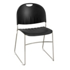 Polypropylene Stack Chair, CD02590