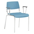 Thermoplastic Guest Chair, 51518