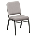 Solid Upholstery Armless Stack Chair, 51539