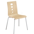 Armless Stackable Chair, 51589