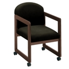 Fabric Guest Chair with Arms, 52038