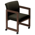 Fabric Guest Chair with Arms, 52039