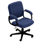 Mid-Back Conference Chair with Arms, 52105