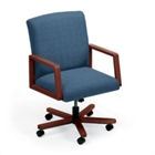 Executive Full Back Swivel Chair, 52145