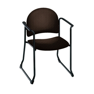 Sled Base Heavy Duty Guest Chair with Arms, 52187