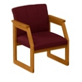 Tufted Conference Chair, 52312