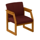 Angle Arm Conference Chair, 52314