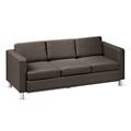 Atlantic Faux Leather Sofa, 53035