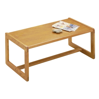 Sled Base Coffee Table, 53074
