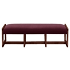 Fabric Three Seat Reception Bench, 53422