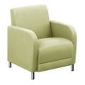 """Parkside Guest Chair in Faux Leather or Fabric - 27""""W, 53618"""