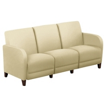 "Parkside Sofa in Leather - 69.5""W, 53635"