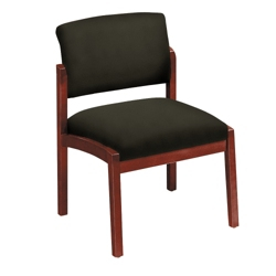 Fabric Armless Guest Chair, 53664