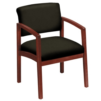 Fabric Guest Chair with Arms, 53665