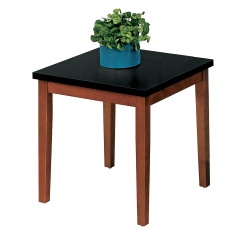 Solid Wood End Table, 53672