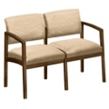 Designer Upholstery Two Seater, 53679