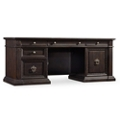"Computer Credenza with Built-In Power - 74""W, 14381"