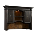 "Computer Credenza Hutch with Touch Lighting - 76""W, 14382"
